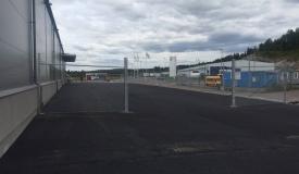 Arvika, Industristängsel 3