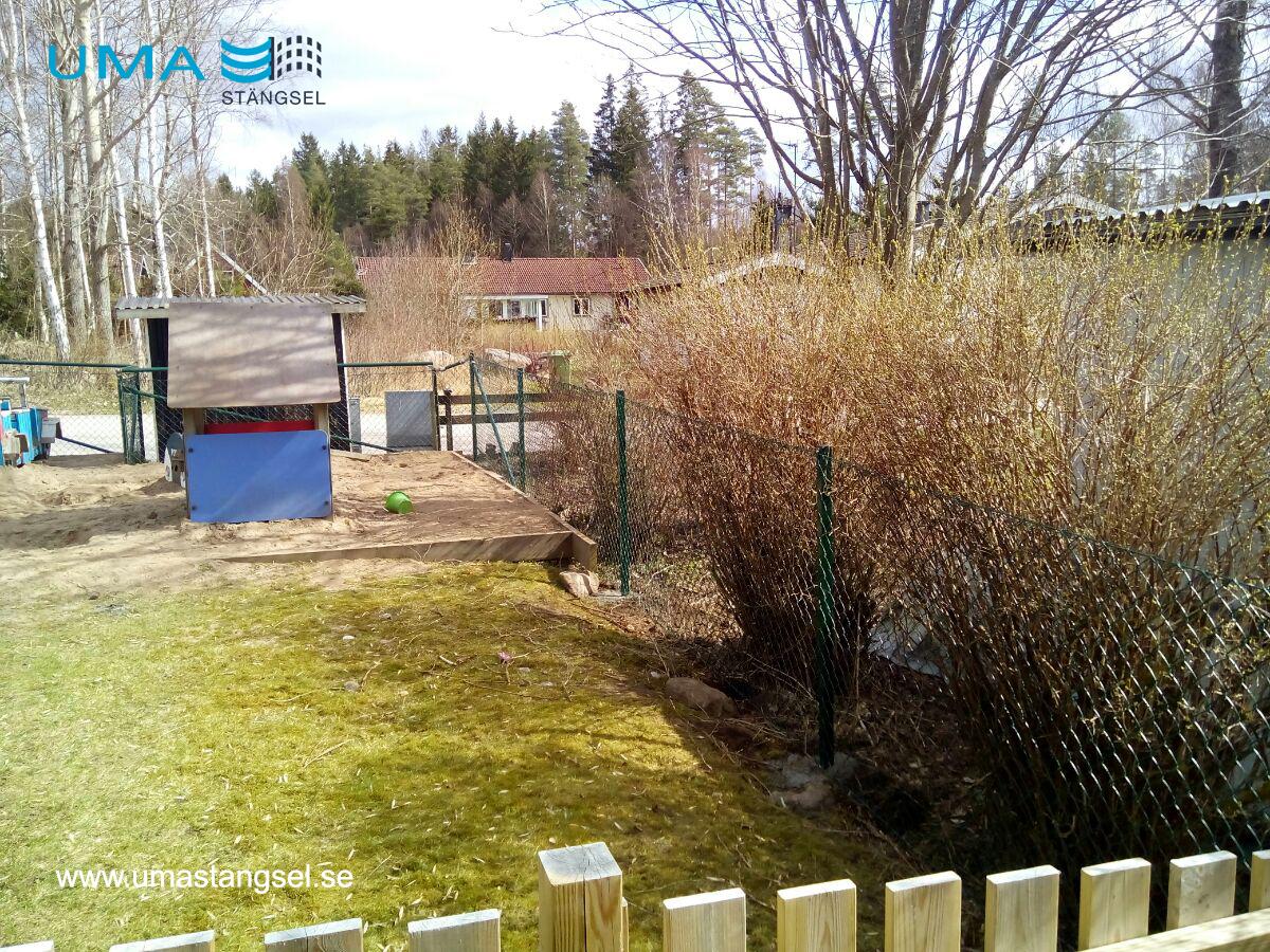Staket stängsel staket : Umastangsel - stängsel och staket i Örebro och Stockholm