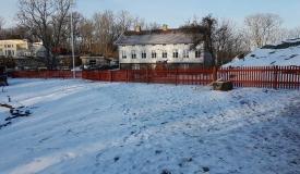 Göteborg, Gunnebo Slott staket