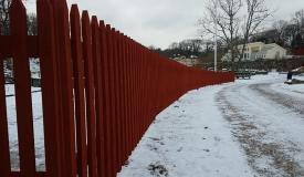 Göteborg, Gunnebo staket