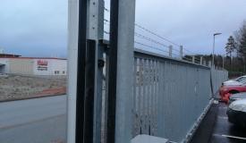 Industristängsel Göteborg 3