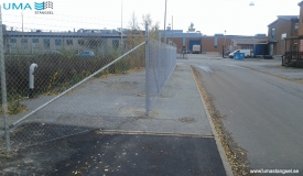 industristängsel luleå