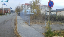 industristängsel stockholm