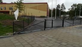 STÄNGSEL staket