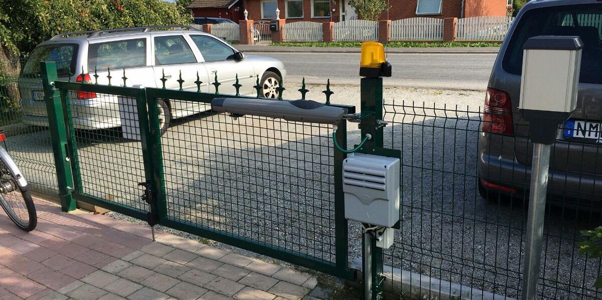 staket stängsel och grindar
