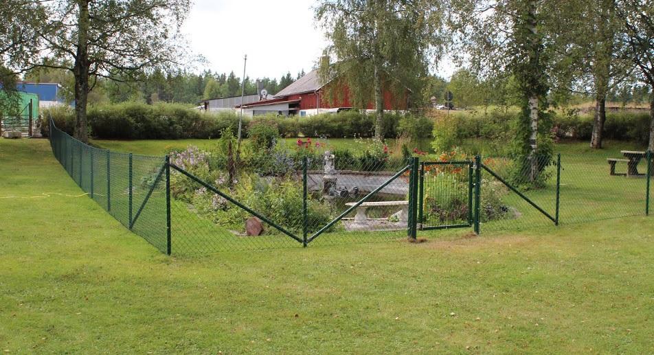 Villastängsel Karlshamn