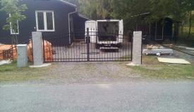 grindar staket