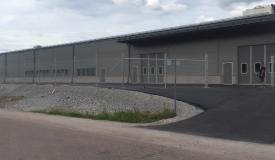 Arvika, Industristängsel 1
