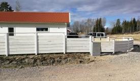 Bygga trästaket i Västerås  4