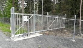 staket Grythyttan