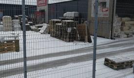 Jem&Fix butik. Karlskoga stängsel