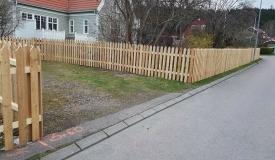 byggmax staket ribbor