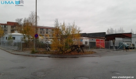 industristängsel gunnebo