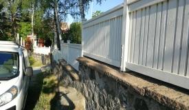 Saltsjö staket