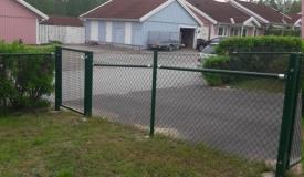 Stängsel och staket  sverige
