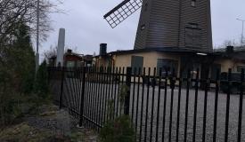 Tullinge stängsel i Stockholm 1