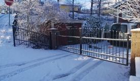 Tullinge stängsel i Stockholm 10