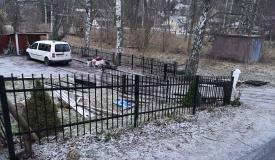 Tullinge stängsel i Stockholm 6