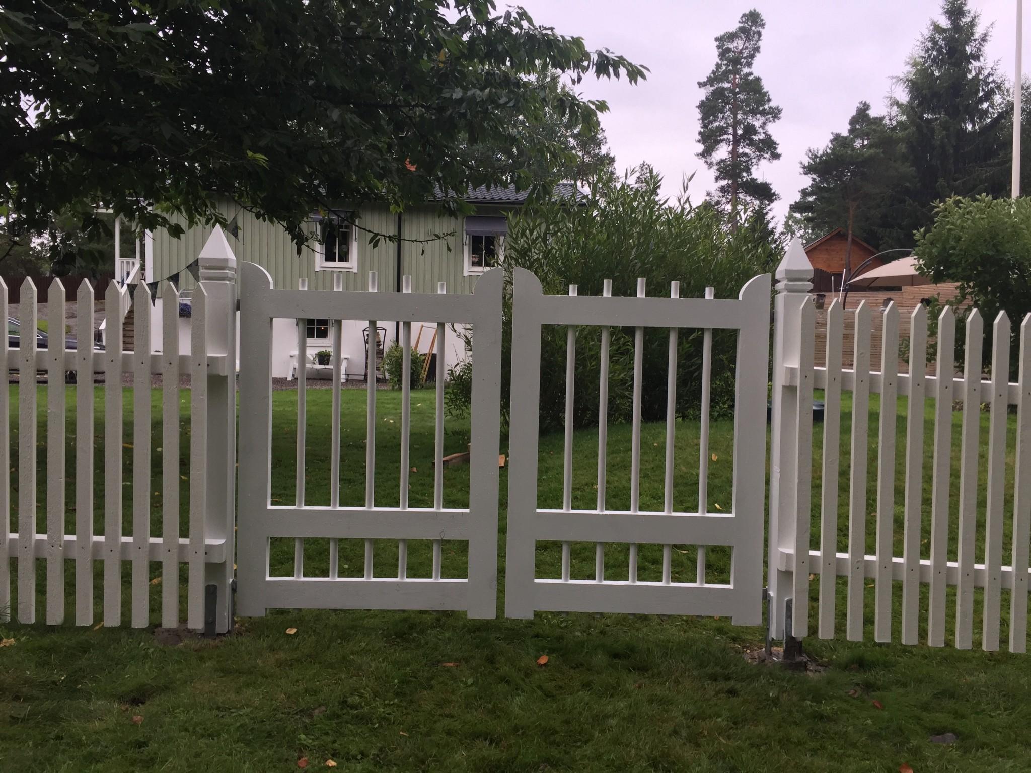 Trägrindar Mariestad